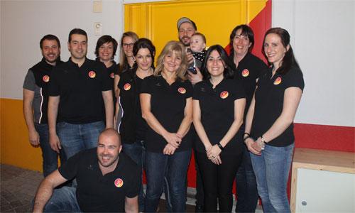 Clubhaus-Team