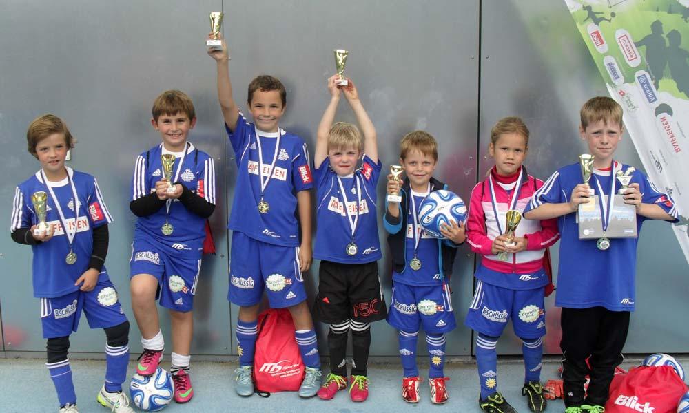 Footballcamp-Sieger