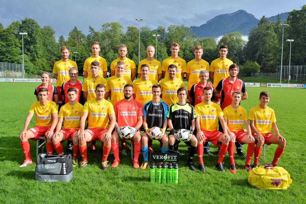 SC Goldau_1._Mannschaft_2017_2018_1000px