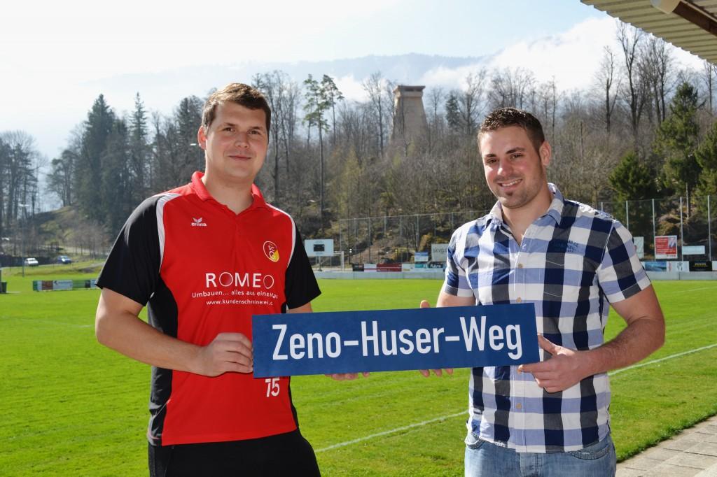 Zeno-Huser-Weg